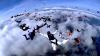 В Южной Америке прошло соревнование по парашютному спорту