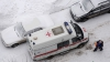 На Ямале в столкновении вахтового автобуса и грузовика пострадали 14 человек