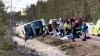 В ДТП со школьным автобусом в Швеции погибли трое, 56 пострадали