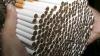 Очередную попытку контрабанды сигарет пресекли на молдо-румынской границе