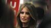 Американцы возмутились обилием фотошопа на официальном портрете Меланьи Трамп