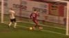 Видео: Игрок шотландского клуба промахнулся с нескольких сантиметров по пустым воротам