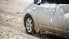 Апрельский снегопад в Молдове: ситуация на дорогах страны