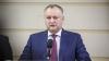Игорь Додон выступил за введение смешанной ибирательной системы