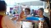 Жители столицы отправились на рынок за мясом, покупали крольчатину и ягнятину