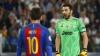 """Ответный матч между """"Барселоной"""" и """"Ювентусом"""" закончился вничью"""