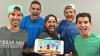 Трюкачи из Dude Perfect показал новые трюки с мячами для пинг-понга