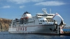 Пассажирский паром врезался в пристань на Канарских островах