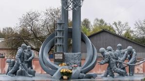 На Украине прошла поминальная служба о погибших в чернобыльской катастрофе