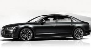 Новый седан Audi A8 получит автопилот третьего уровня