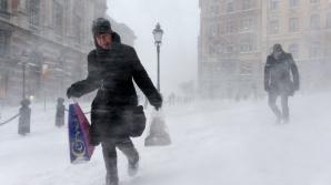 Экстренное предупреждение о сильной метели объявлено в Москве