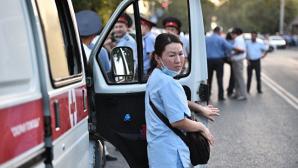 На месте схода оползня в Киргизии найдены тела двух детей