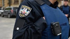К посольству Литвы в Киеве подбросили гранату