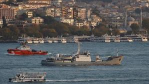 СМИ: Стало известно почему российский корабль затонул в Чёрном море