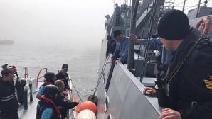 Затонувший в Чёрном море российский корабль не хотят поднимать со дна