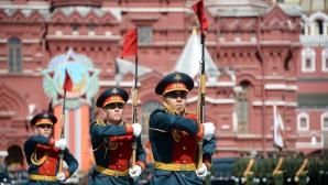 В Москве и других городах России проходят репетиции парада ко Дню Победы