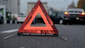 Страшное ДТП в столице: микроавтобус сбил женщину