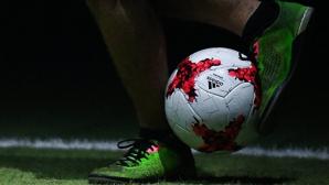 В Бразилии футболист случайно нанес травму тренеру во время матча