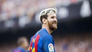 Стала известна дальнейшая судьба Месси в Барселоне