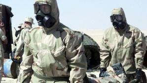 По данным израильской разведки, в Сирии хранят до трех тонн химического оружия