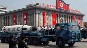 """В КНДР запуск ракеты назвали """"нормальным процессом"""""""