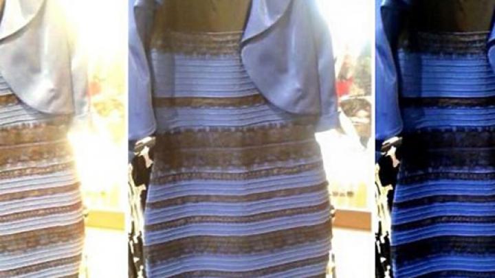 Новая теория о сине-золотом платье