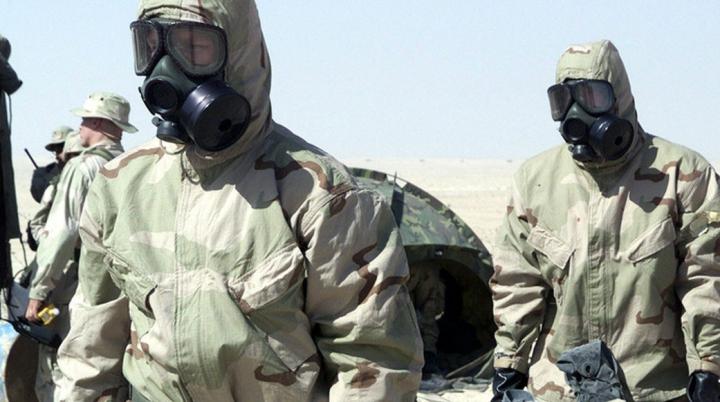 СМИ: ИГИЛ применили химическое оружие в иракском Мосуле
