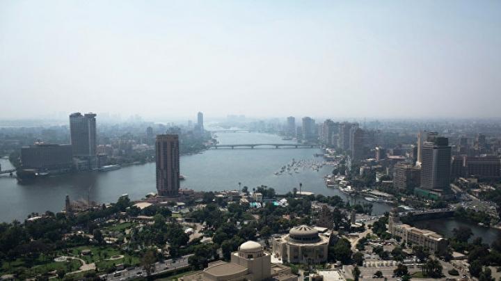 В Египте открыли памятник Пушкину