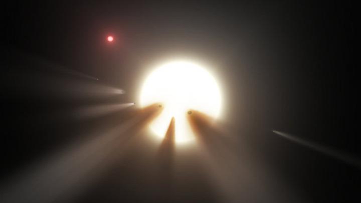 """Астрономы подтвердили внеземную сущность """"радиосигналов пришельцев"""""""
