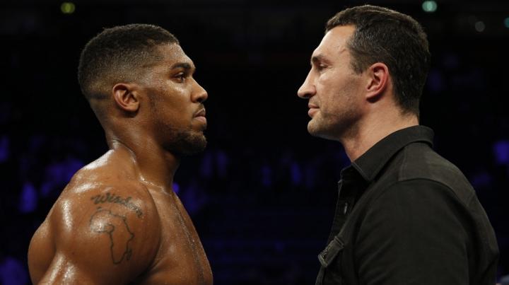 Шварценеггер выразил надежду на бой-реванш между Кличко и Джошуа