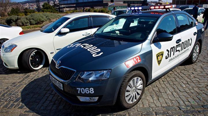 Полиция проводит эвакуацию в центре Тбилиси из-за информации о взрывчатке