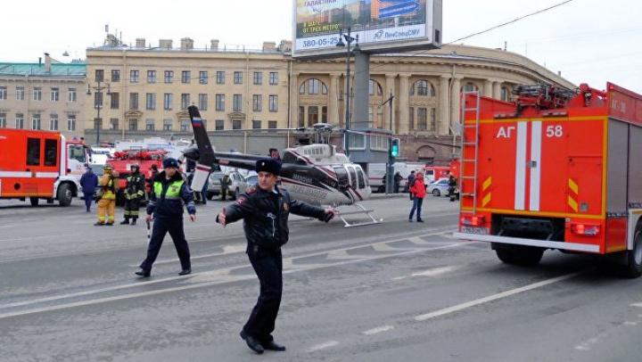 Силовики отключали сотовую связь для обезвреживания бомбы в Петербурге