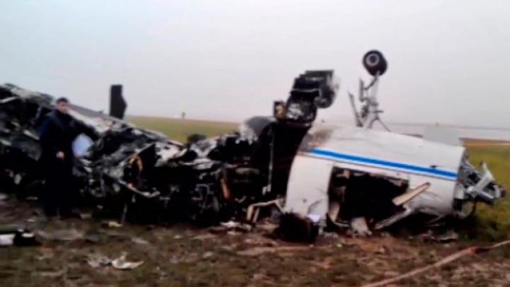 В Германии расследуют крушение легкомоторного самолета
