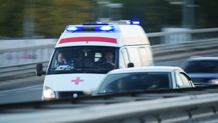В Москве задержали мужчину, заблокировавшего машину детской скорой