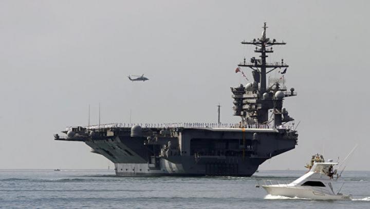 Два японских корабля вышли в сторону Кореи на совместные учения с США