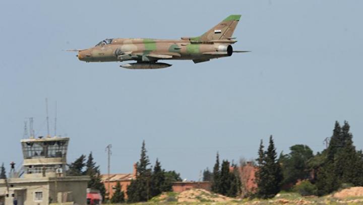 CNN: Сирия переместила свои самолеты ближе к российской базе