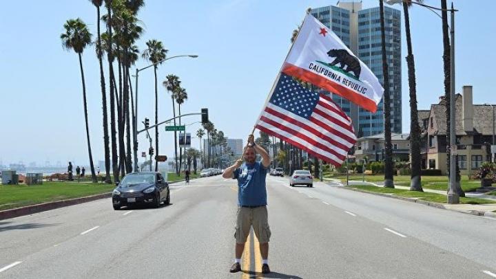 Автор петиции о выходе Калифорнии из США отказался от идеи и хочет жить в Екатеринбурге