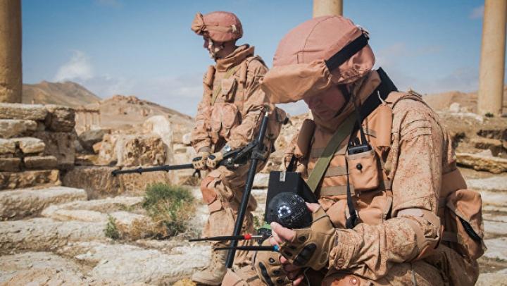 Боевики ИГ применили иприт против американцев в Ираке