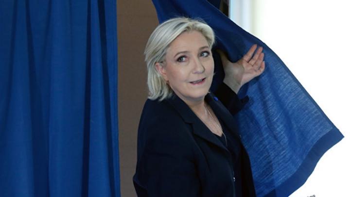 Имя Марин Ле Пен стало самым упоминаемым в соцсетях