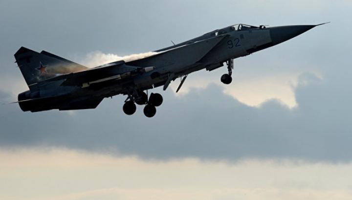 В Бурятии разбился истребитель-перехватчик МиГ-31