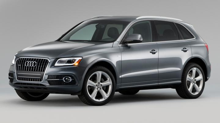 Audi отзывает кроссоверы Q5 из-за протекающего люка