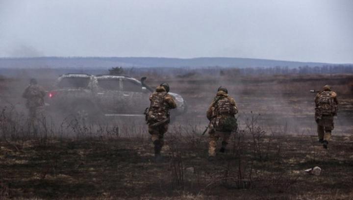 Минобороны Украины: при необходимости ВСУ готовы к введению военного положения