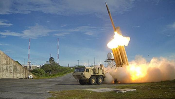 США начали размещение новых элементов ПРО THAAD в Южной Корее