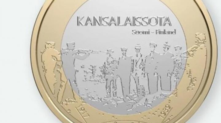 В Финляндии раскритиковали юбилейную монету с изображением сцены расстрела