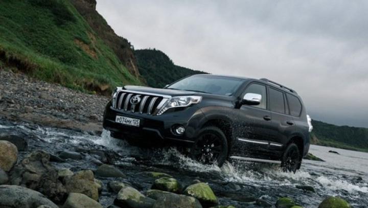 Стало известно, когда на рынке появится обновлённый Toyota Land Cruiser Prado