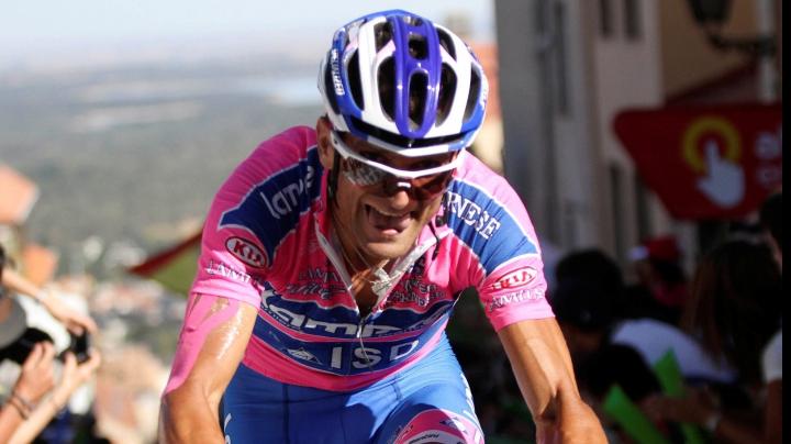 Знаменитый итальянский велогонщик погиб во время тренировки