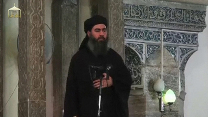 СМИ: Арестован лидер ИГИЛ Абу Бакр аль-Багдади