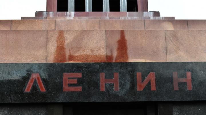 Православная церковь призывает захоронить тело Ленина