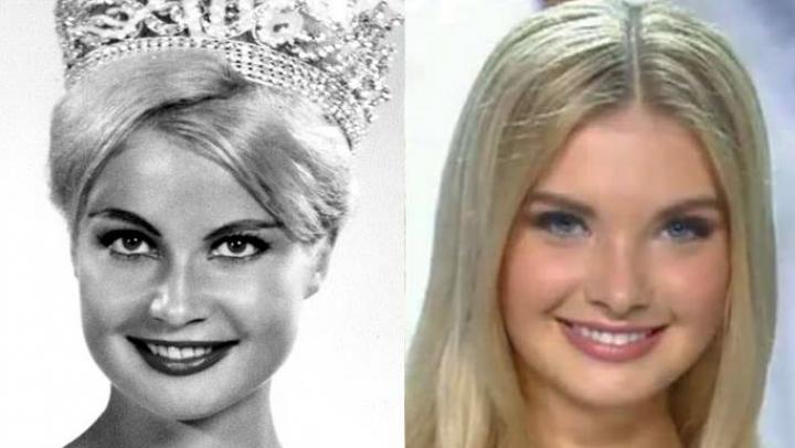 """В Индии сочли """"мисс Россия — 2017"""" точной копией """"мисс Вселенная — 1961"""""""