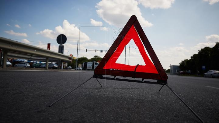 ДТП в столице: Две машины столкнулись в районе Буюканы
